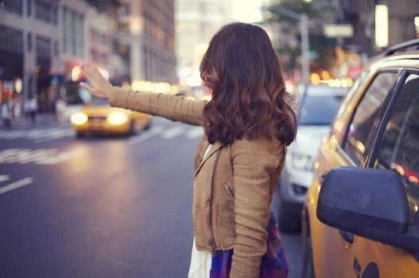 Walk Of shame Taxi