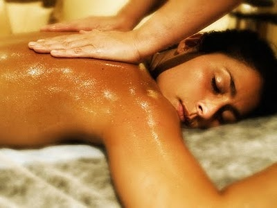massage oil romantic